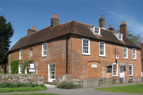 Image courtesy of and copyright of Jane Austen's House Museum