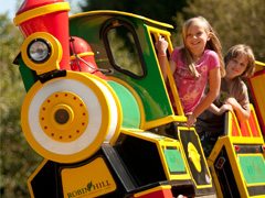 Image courtesy of and copyright of Robin Hill Countryside Adventure Park