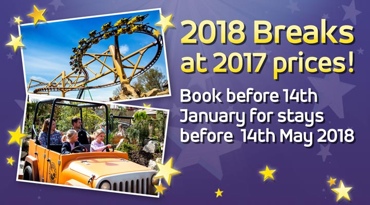 Early Booking Offer 2017