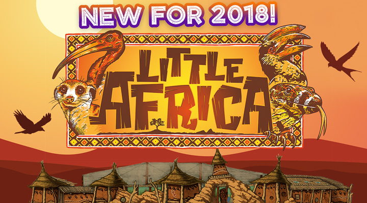 Little Africa coming in 2018 to Paultons Park