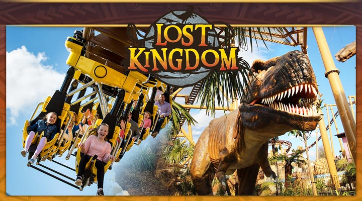 Lost Kingdom at Paultons Park