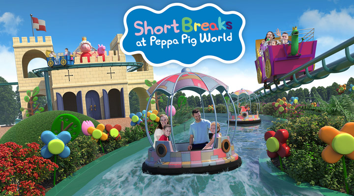 Peppa Pig World Rides
