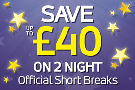 2 night offers with Paultons Breaks